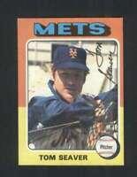 1975 Topps #370 Tom Seaver NM/NM+ Mets 124285