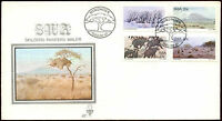 South West Africa 1983 Painters FDC First Day Cover #C22073