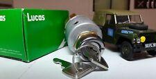 Gen Lucas Petrol Ignition Switch & Keys 551508 Land Rover Series 2 3 Lightweight