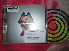 Coldplay ‎– Mylo Xyloto Label: Parlophone ‎– 087 5532 Stickered  UK CD Album