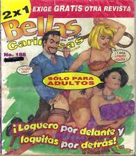 BELLAS DE NOCHE mexican comic AWESOME SEXY GIRLS, SPICY #188