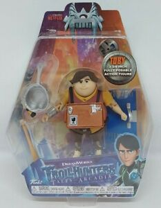"""NEW Troll Hunters Toby Tales of Arcadia - Vinyl Collectible  size 3.75"""""""
