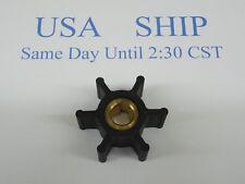 Impeller Replaces Yanmar 124223-42092  , 128296-42070 Jabsco 22799-0001 6 Blades