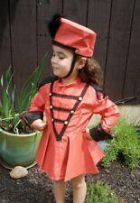 vintage tap dance costume Majorette uniform 1960s 3 pc. childs modern sz 4/5