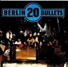 20 BERLIN BULLETS Compilation CD (1992 Megalomania) neu!