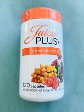 Juice Plus Omega Blend Capsules Plant Based Omega 3-5-6-7-9 120 Capsules (2 Mos)
