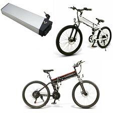 New LO26 Electric Bike 21 Speed Foldable SameBike E-Bike 500w 10.4AH 48V Bicycle