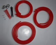 Mazda RX7 Turbo Manguera De Vacío/Motor Dress Up Kit-Rojo -