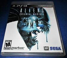 Aliens: Colonial Marines Sony PlayStation 3 *Factory Sealed! *Free Shipping!