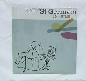 "ST GERMAIN : SO FLUTE ♦ NEW FRENCH 10"" REMIX VINYL ♦ mini 12"" single 8 mn mix"