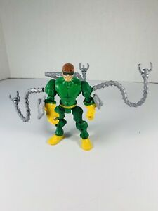 MARVEL SUPER HERO MASHERS DOCTOR OCTOPUS Doc Ock Dr. Octopus  RARE