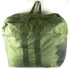 US Military Air Force A-3 FLYER'S KIT BAG Flight Pilot Helmet Duffle OD VGC