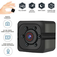 HD 1080P Wireless Mini Hidden Camera Wifi IP Security Camcorder Night Vision DVR