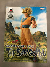 DRAGON BALL Z THE SON GOKOU MASTER STARS PIECE FIGURE 27cm goku super saiyan GT