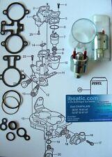 Kit injecteurs essence moteur VOLVO PENTA & OMC V6 V8  GM GI GSI  4.3l  5l  5.7l