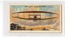 (Ja4333-100)  Wills Capstan,Aviation(Black),Silver Dart,1910 #43