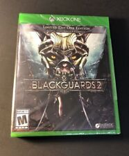 Blackguards 2 [ Limited Day One Edition ]  (XBOX ONE) NEW