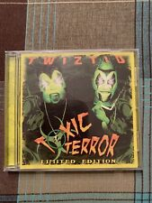 Twiztid Toxic Terror Limited Edition Tour CD 2008 Psychopathic ICP PSY4201-2
