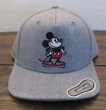 VANS DISNEY MICKEY MOUSE ADJUSTABLE SNAPBACK HAT CAP NEW WITH TAGS