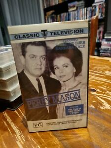 Perry Mason VHS Classic Television