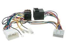 CONECTOR DOBLE ISO CITROEN C-CROSSER PARROT ADAPTOR TELEMUTE LEAD