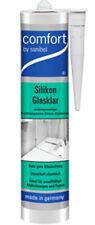 Wbv Silikon Glasklar Hochtransparent 300 ml Dichtmasse Dichtstoff Transparent