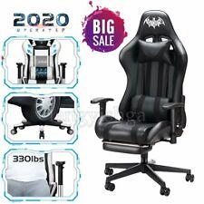 XXL Gaming Bürostuhl BIG 150 kg Belastbar Drehstuhl Chefsessel Schreibtischstuhl