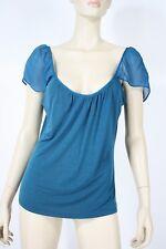 Bianca Spender for Carla Zampatti Green Sleeveless Top Size 10