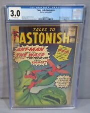 TALES TO ASTONISH #44 (Wasp 1st app) CGC 3.0 GD/VG Marvel Comics 1963 Ant-Man