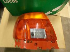 AUDI A4 REAR LIGHT NEARSIDE L/HS 1995-2000 ALL SALOON MODELS LUCAS LPB925
