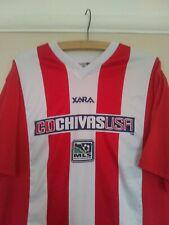 f83e14181ef Chivas USA Rare Official Soccer Football Shirt MLS •Size M• Classic Retro  Jersey