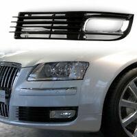 Lower Bumper Grille Fog Light Parrilla de calandre w/Chromed Pour Audi A8 D3 LH