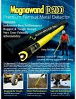 Utility Magnawand ID2100X Magnetic Locator with Soft Case