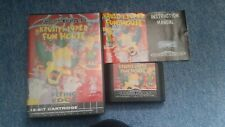 Krusty's Super Fun House Game for Sega Megadrive - complete