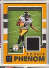 2017 Donruss Rookie Phenom RC JUJU SMITH-SCHUSTER Jersey #16 Pittsburgh Steelers