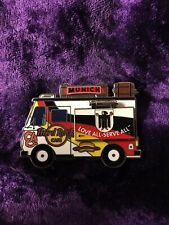 6 Foodtruck Pins Hard Rock