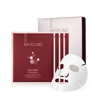 [MAXCLINIC] Face Spa Collagen Firming Treatment Mask Pack 4 Sheets