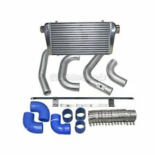 CXR Front Mount Intercooler Kit For 98-06 Audi TT 1.8T 180 Quattro Blue Hose