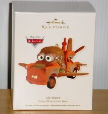 2012 Hallmark Keepsake Air Mater Disney/Pixar's Cars Toons ~ NIB