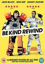 Be Kind Rewind (DVD, 2008)