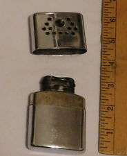 "vintage Jon-E Hand Warmer chrome color 3 1/2"" tall"