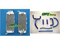 aluminum radiator &HOSE KTM 620 640 660 LC4 replacement LH&RH