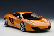 AUTOart Mclaren MP4-12C Orange 1:18 76006