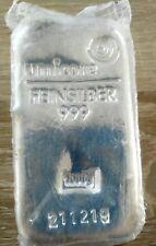 Silberbarren 1 Kg orig eingeschweißt top Qualität