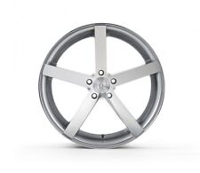 Rohana RC22 19x11 5x114 et28 Machine Silver Wheels Rims (set of 4)