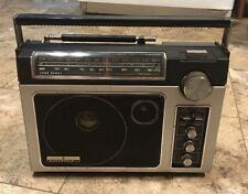 Vintage General Electric GE SUPERADIO II AM / FM Super Radio Long Range 7-2885F