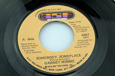 Garnet Mimms: Somebody, Someplace / I'll Keep Loving On  [NEW & Unplayed]