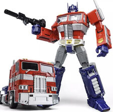 WeiJiang Masterpiece Optimus Prime MPP10 Oversized  Die-Cast Metal Transformers