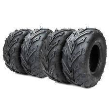 4* New ATV Go Kart Tires 145/70-6 /4PR P361- 10187 black Rubber