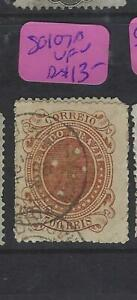 BRAZIL  (PP0404B)  700R  SC 107A    VFU